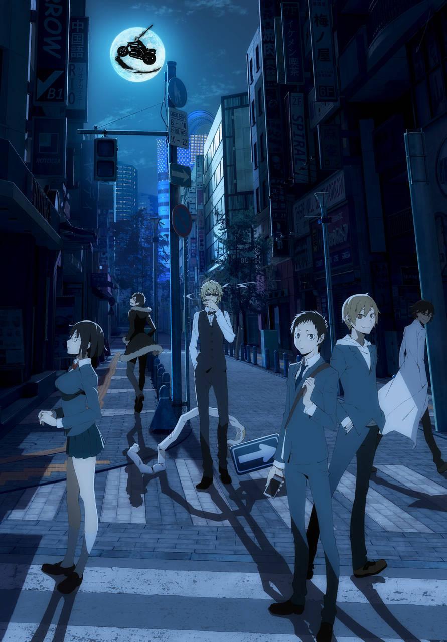 """『デュラララ!!』舞台化決定!TVアニメから10周年、""""非日常""""が再び始まる!"""