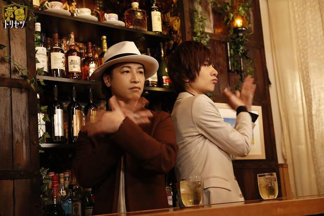 見どころはダンス!?『鳥海浩輔・前野智昭の大人のトリセツ』主題歌MV収録時のインタビューが公開