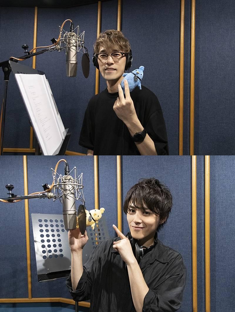 『ツキプロ』田所陽向&千葉瑞己によるinfinit0、初のソロCDの楽曲試聴が開始!記念インタビューが公開
