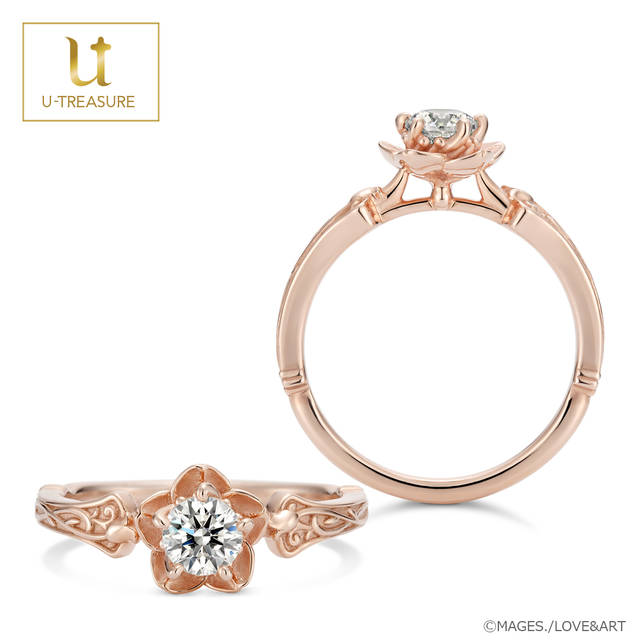 『明治東亰恋伽』婚約指輪&めいこいうさぎのネックレスが登場! メッセージカードの特典も♪