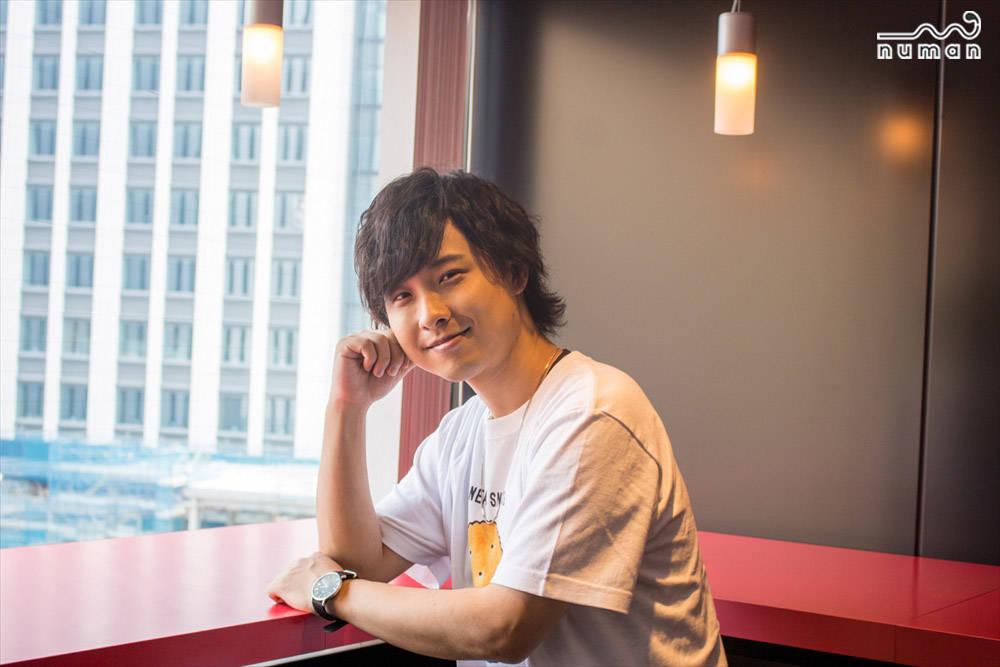 寺島惇太2ndミニアルバム『JOY source』発売記念インタビュー【前編】