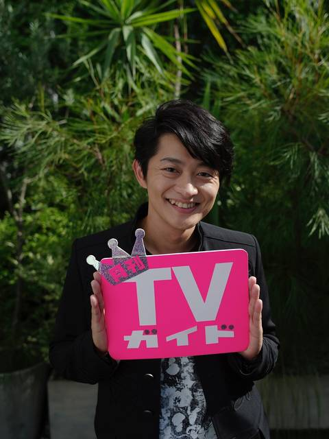 下野紘が話題の写真家とコラボ! 『月刊TVガイド2019年12月号』特典生写真も公開中♪