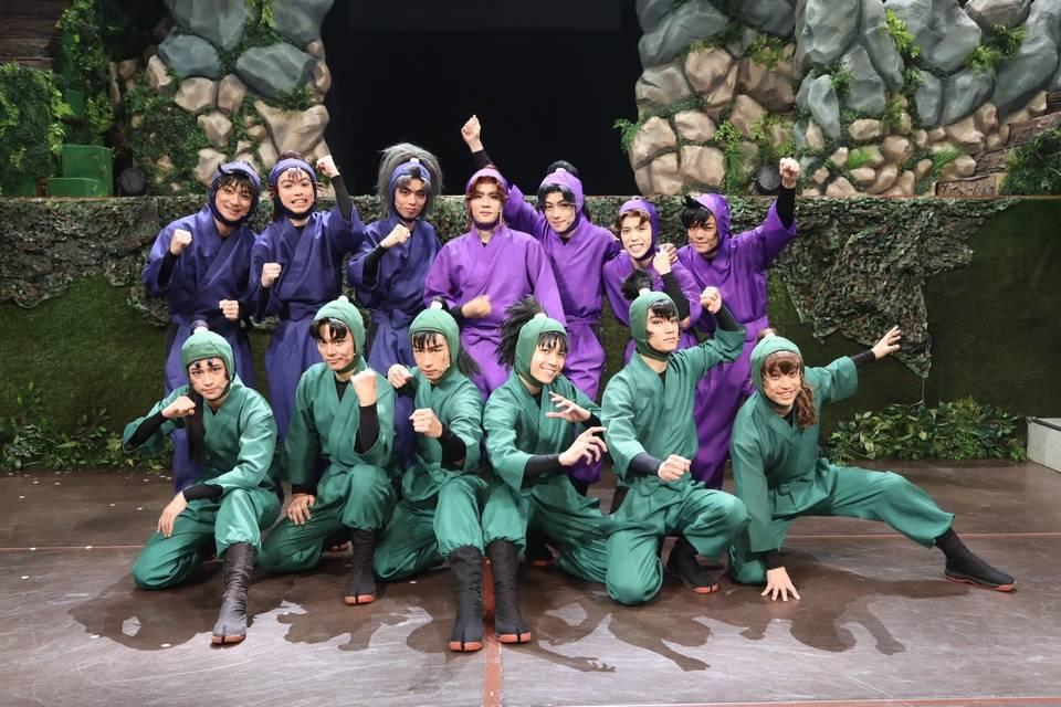 反橋宗一郎「衣装を着たまま外に出たいくらい」 『忍ミュ』第10弾再演、オフィシャルレポートが到着!