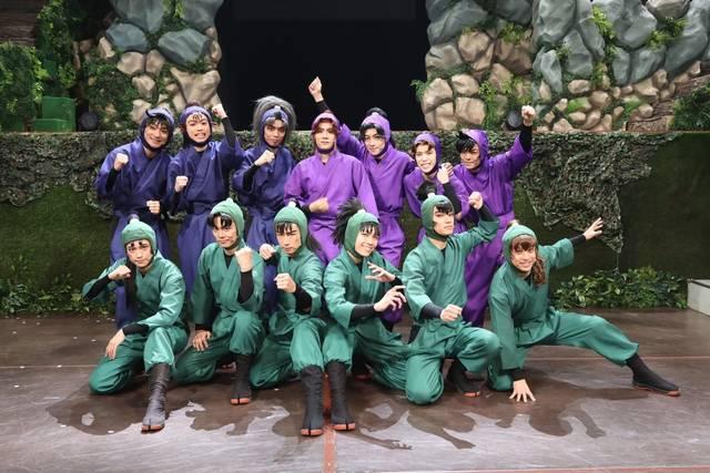 反橋宗一郎「衣装を着たまま外に出たいくらい」|『忍ミュ』第10弾再演、オフィシャルレポートが到着!