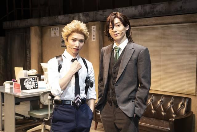 染谷俊之&植田圭輔 劇団シャイニング 『エヴリィ Buddy!』東京開幕!公演写真も到着♪