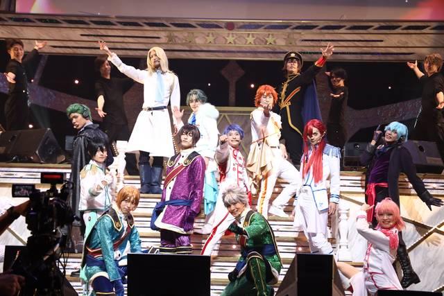 舞台キンプリ、初の単独ライブ『KING OF PRISM-Rose Party on STAGE 2019-』オフィシャルレポート到着!
