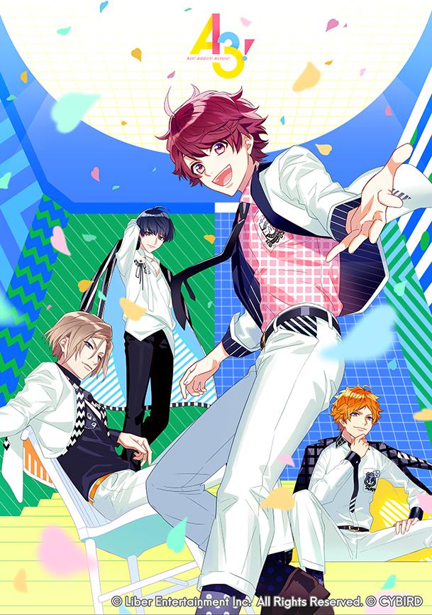 "Ikemen Actor Training Game ""A3!"" Releases Internationally!"