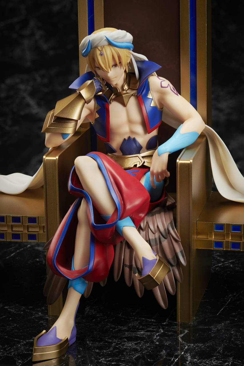 『Fate/Grand Order -絶対魔獣戦線バビロニア-』ギルガメッシュが立体化!