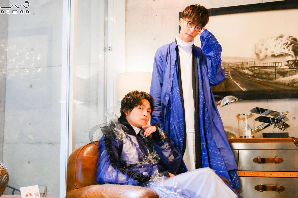 松田凌×小野健斗「俺たち、ふたりだからできた」『即興演技サイオーガウマ』インタビュー【第2回】