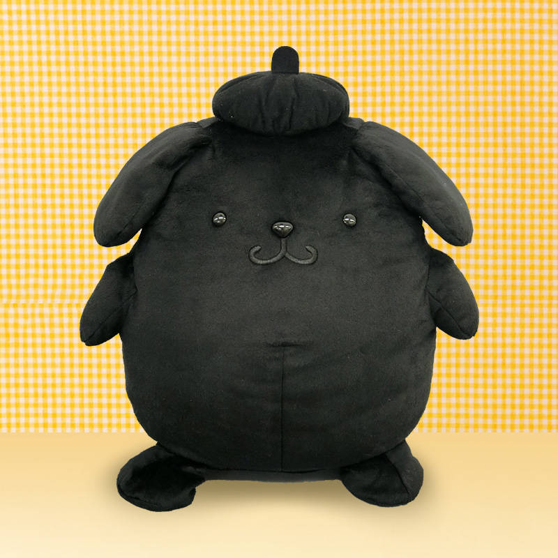 ブラックフライデーver.『ポムポムプリン』!? 真っ黒でもカワイイ♪