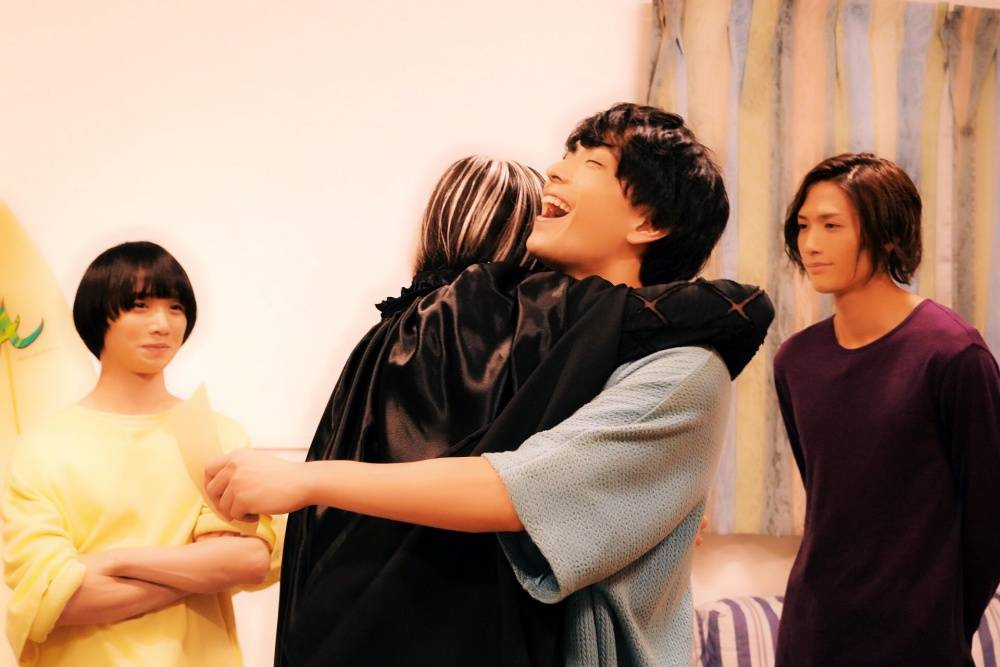 黒羽麻璃央、植田圭輔ドラマ『パパ、はじめました』第11話  あらすじ&場面写真をUP!ゲストは田村心