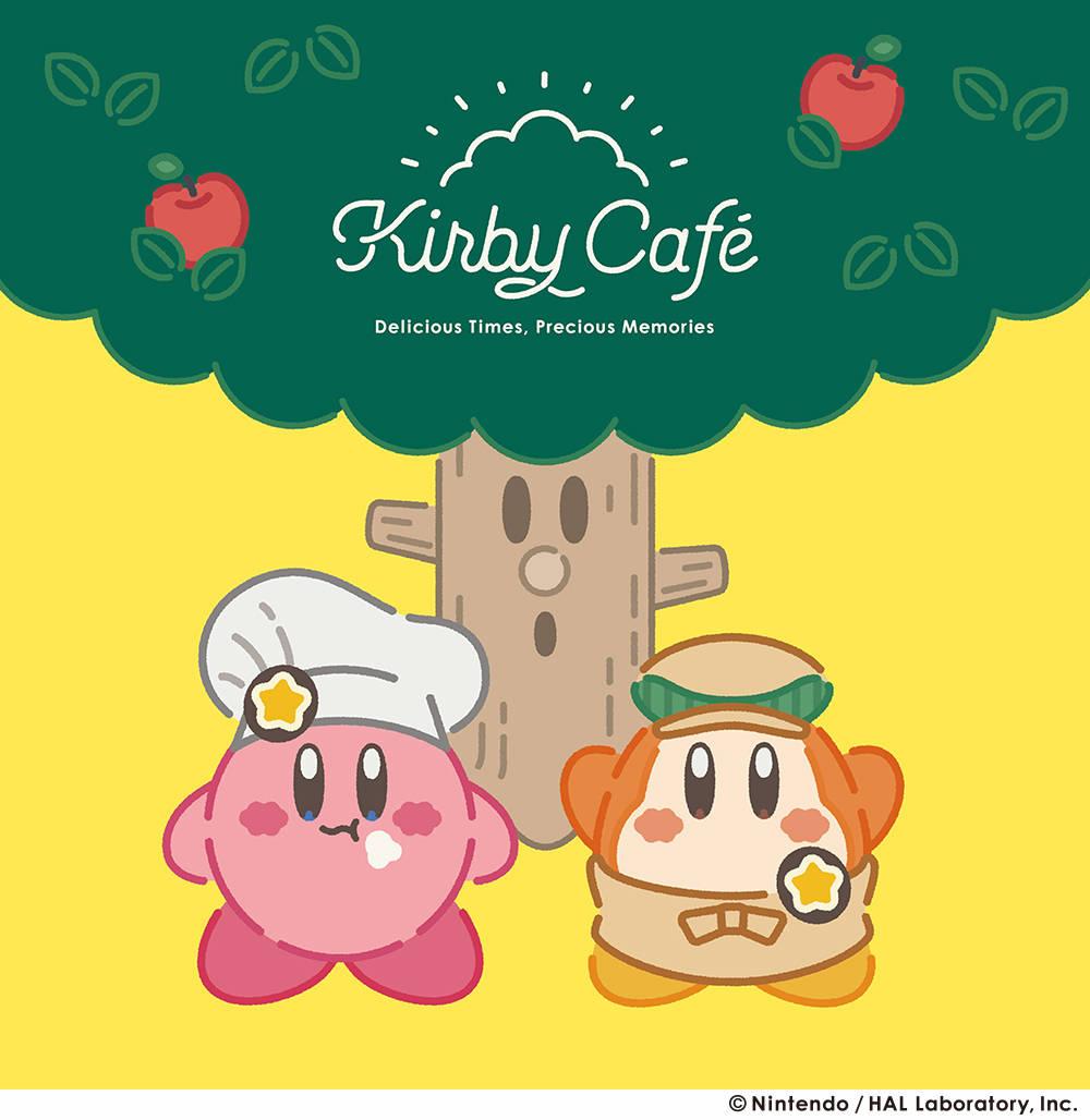 『星のカービィ』初の常設テーマカフェ「カービィカフェ TOKYO」オープン!