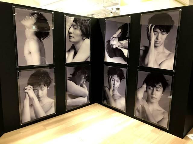 梅原裕一郎、増田俊樹らを露わに…禁断の写真展、京都の模様をお届け『SUPER VOICE STARS PHOTO EXHIBITION by LESLIE KEE』