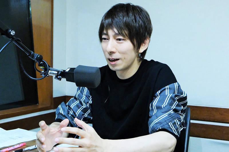 羽多野渉がオカルトーク!声優の都市伝説って? TOKYO FM『U-nite!』レポートが到着