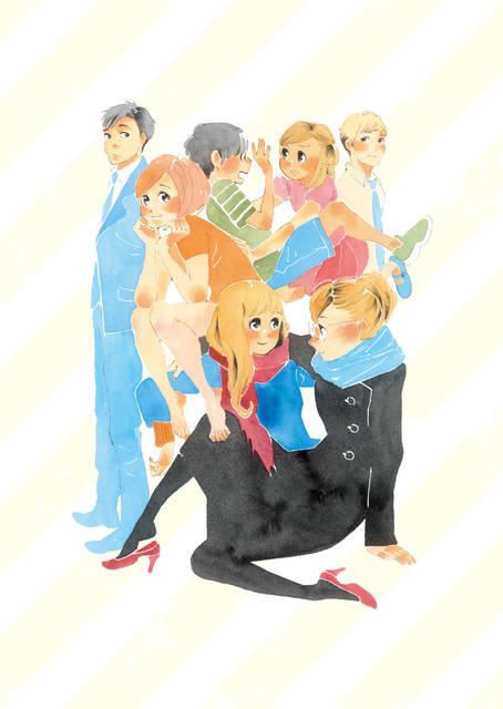 志村貴子原作のアニメ映画『どうにかなる日々』ティザービジュアル解禁! 特報PVも公開♪