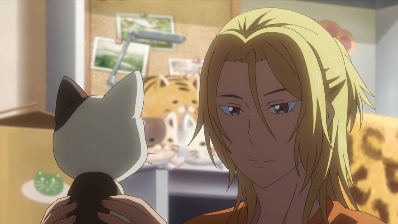 第9話先行公開!五月女燎が猫のために奔走!TVアニメ『ACTORS』あらすじ&場面写真紹介