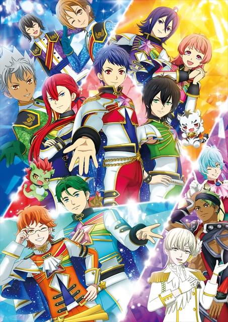 『KING OF PRISM ALL STARS -プリズムショー☆ベストテン-』圏外作品が週替わりで上映決定!