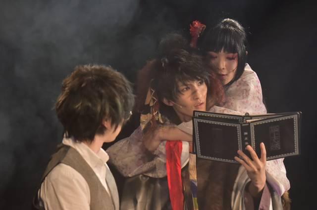 太田将熙、梅津瑞樹らが幻想的に紡ぐ…『桜の森の満開の下』~孤独~開幕コメント&舞台写真が到着!