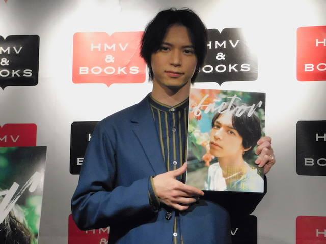 「北村諒写真集 factor」発売記念会見レポート!4年ぶり写真集の出来栄えは「2億点」!