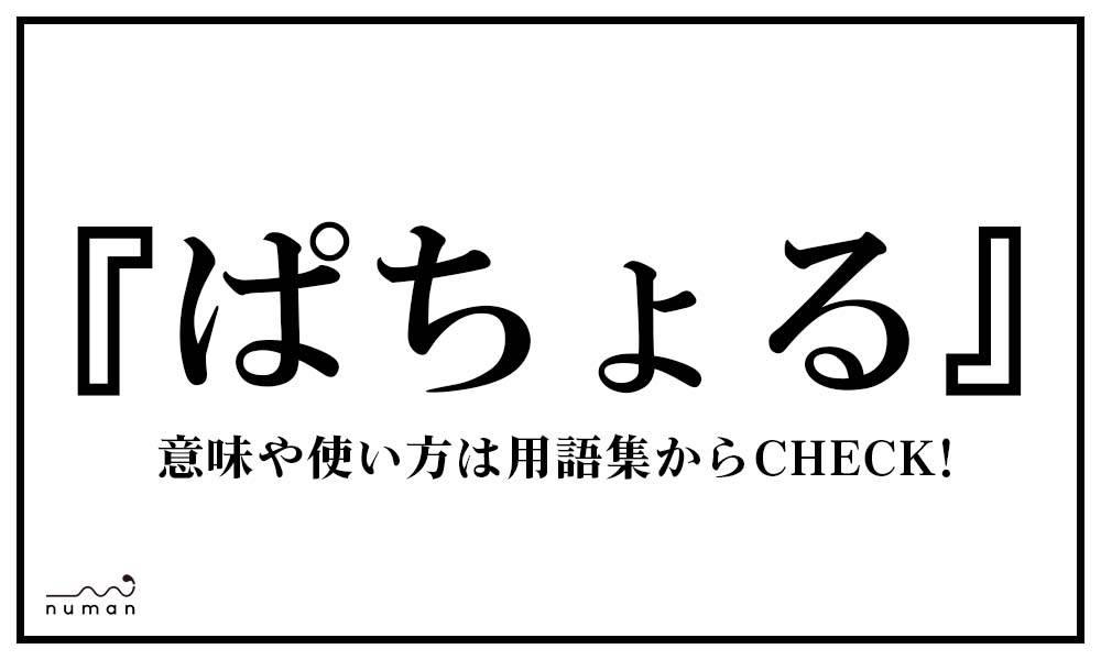 ぱちょる(ぱちょる)