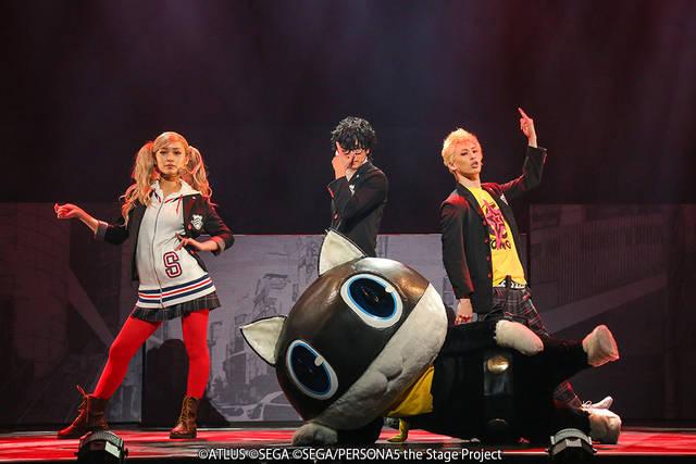猪野広樹「大阪公演を経て、いい雰囲気で」|「PERSONA5 the Stage」東京公演が開幕!