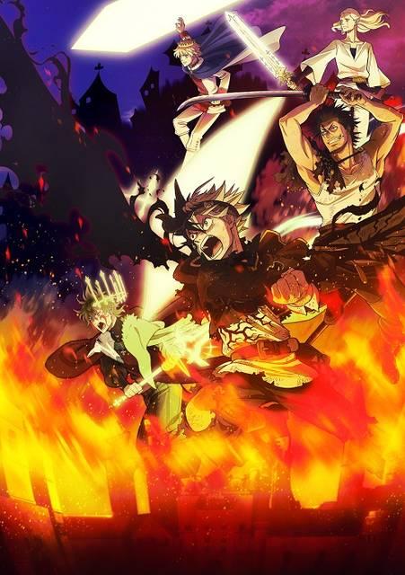 """TVアニメ『ブラッククローバー』シリーズ最大の敵""""悪魔""""役に森久保祥太郎が決定!"""