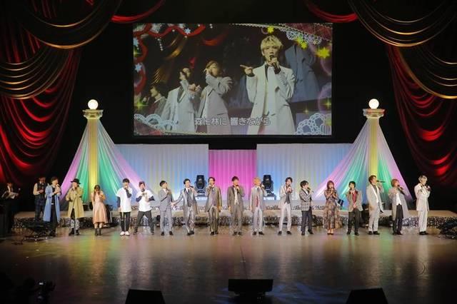 植田圭輔、内田雄馬らが甘~い言葉をタキシード姿で…❤「アニメJAM2019」イベントレポート到着