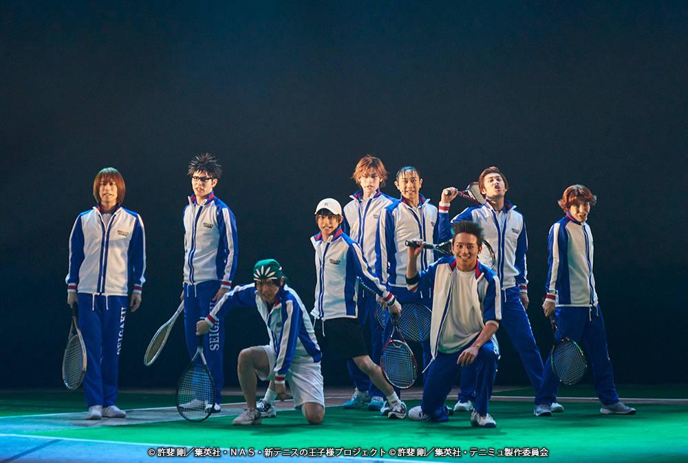ミュージカル『テニスの王子様』3rdシーズン 全国大会 青学vs立海 後編 開幕レポート!阿久津仁愛、立石俊樹らのコメントも到着