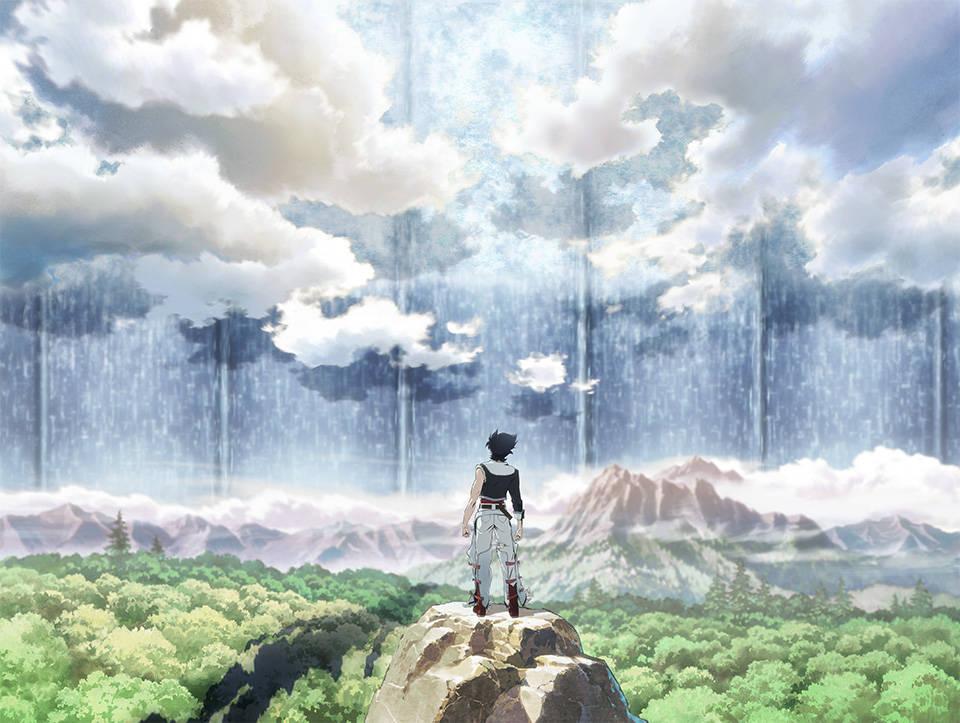 『コードギアス』谷口悟朗×『グレンラガン』中島かずきの最強タッグ!オリジナルアニメ『バック・アロウ』に梶裕貴が出演