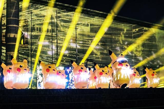 2000匹のピカチュウが登場!「ピカチュウ大量発生チュウ!2019」グランモール公園でのパフォーマンス映像を公開!