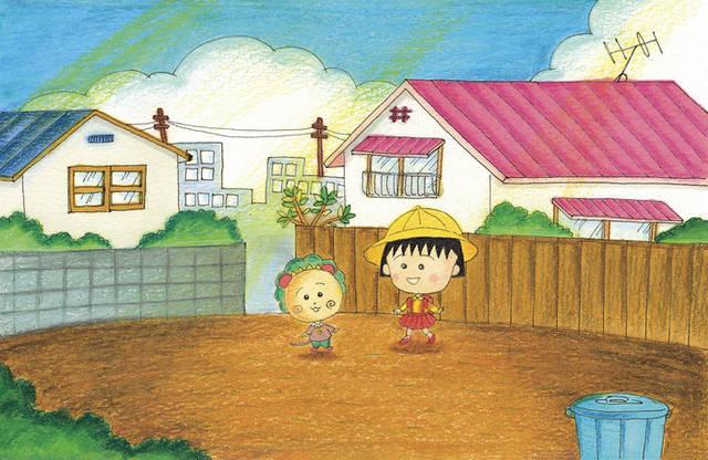 『ちびまる子ちゃん』×『コジコジ』コラボカフェ開催決定! 「絵本 まるコジ」シリーズ発売記念