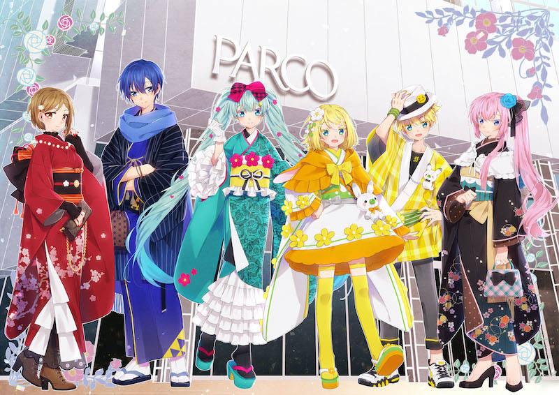 『初音ミク』x 「Tokyo Otaku Mode TOKYO」ポップアップストアが渋谷パルコに限定オープン♪