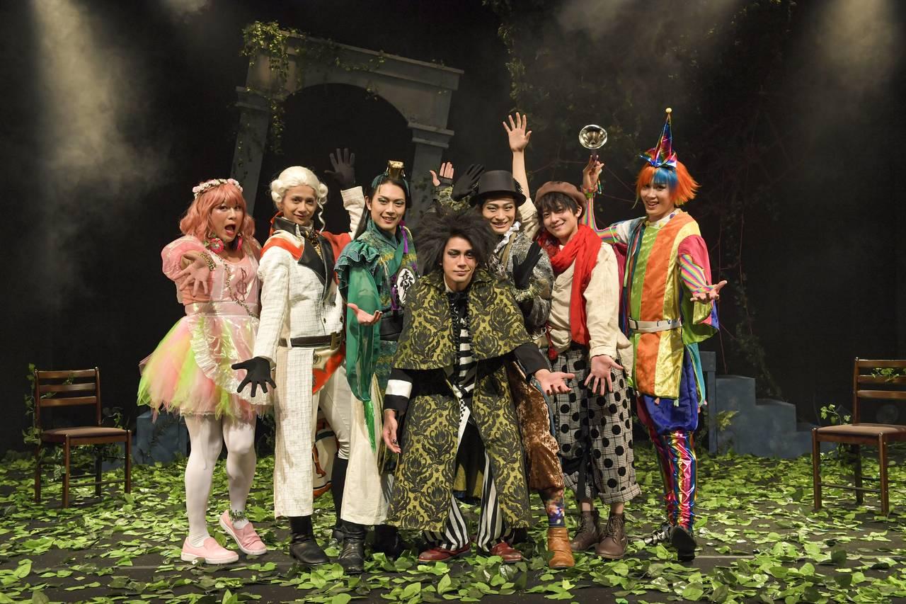 古谷大和、横井翔二郎、碕理人ら出演!舞台『おとぎ裁判』第2審キャストコメント&劇中写真が到着!