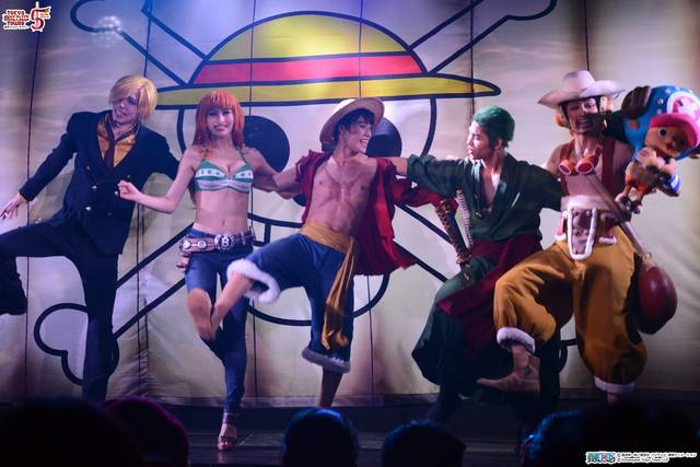 『ONE PIECE』LIVE ATTRACTION「MARIONETTE」ファイナル公演がYouTubeでLIVE配信決定!