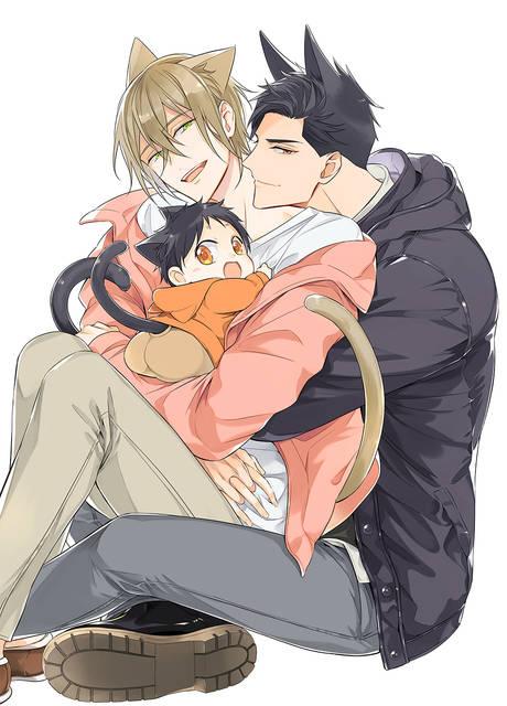 同性妊娠可能な獣属BL『ケダモノアラシ-Hug me baby!-』発売! 黒井モリー先生のサイン会も開催決定♪