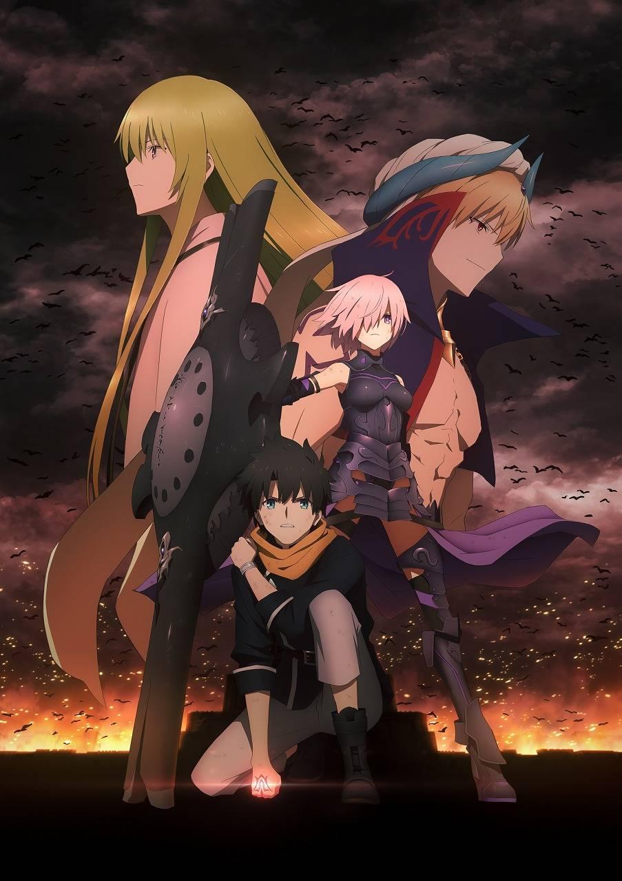 全国のアニメイトで『Fate/Grand Order -絶対魔獣戦線バビロニア-』クライマックスフェア開催!