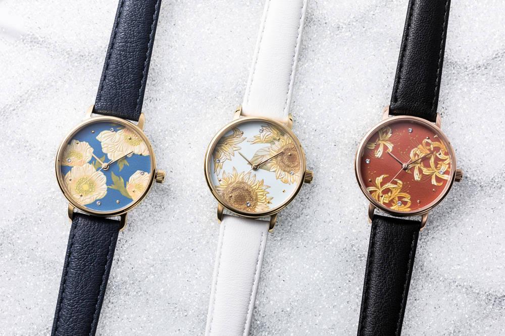 オトナ可愛い! 『囚われのパルマ』シリーズの腕時計&ブレスレット、バッグが登場♪