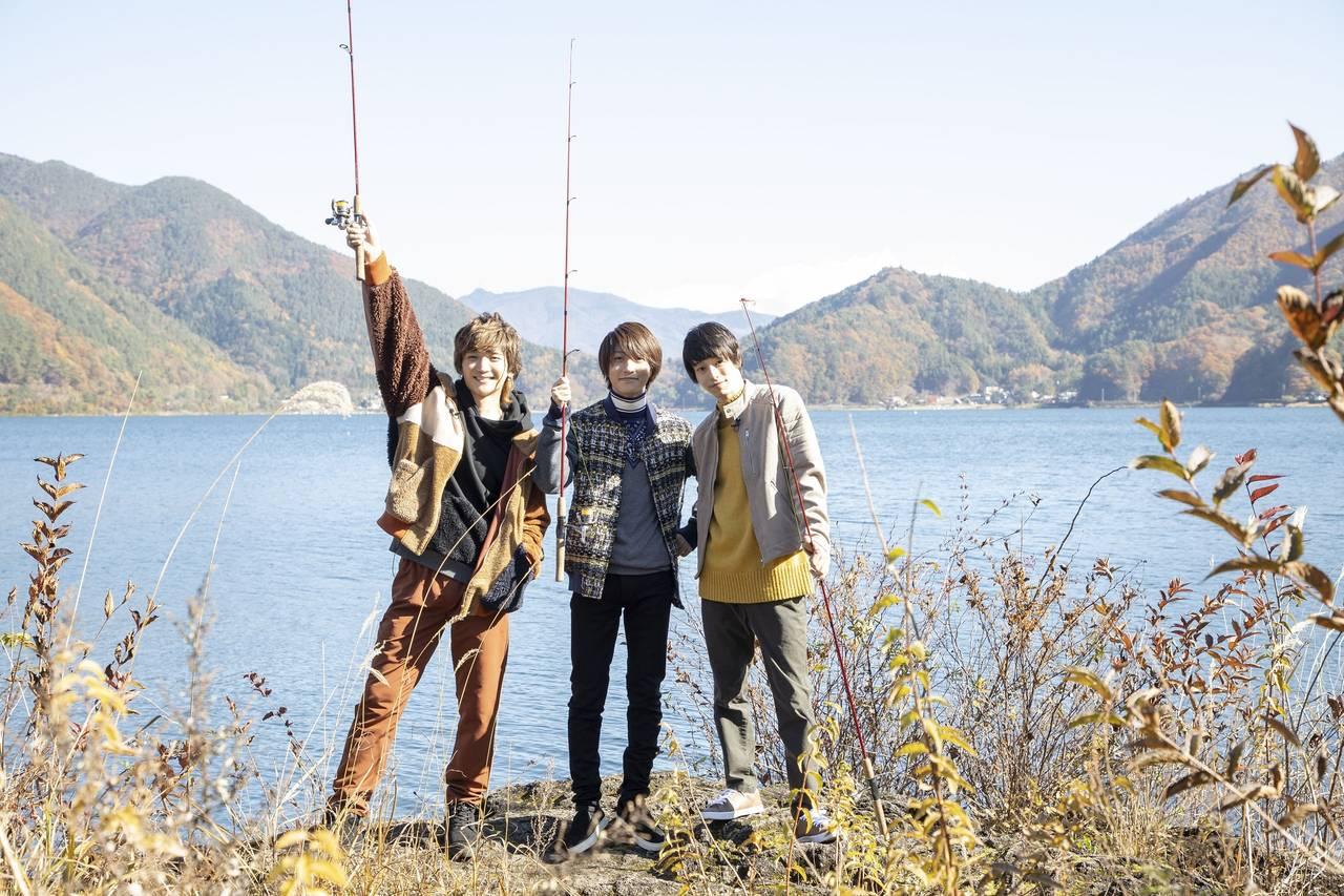 MCは鈴木拡樹♪ 『2.5次元男子推しTV シーズン4』第2回は丘山晴己、杉江大志がゲスト!