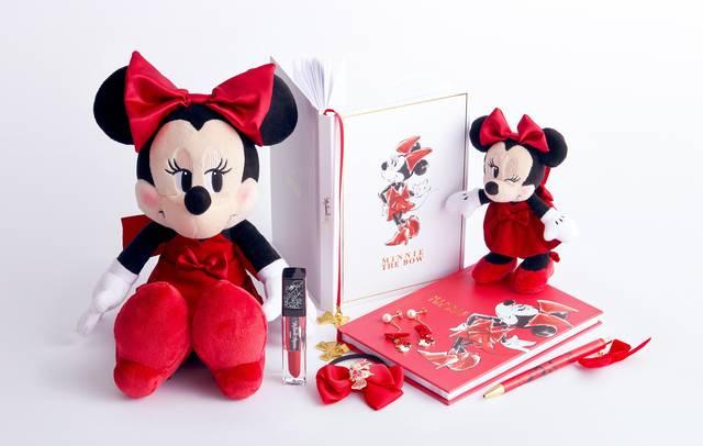 3月2日は「ミニーマウスの日」♪ 全国のディズニーストアに可愛い新グッズ続々登場!