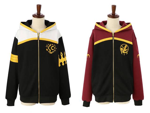 『Fate/Grand Order -絶対魔獣戦線バビロニア-』イシュタル&エレシュキガルのイメージパーカー発売決定♪