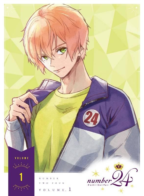 TVアニメ『number24』BD第1巻のジャケ写&封入特典のエンディングブロマイドを公開!