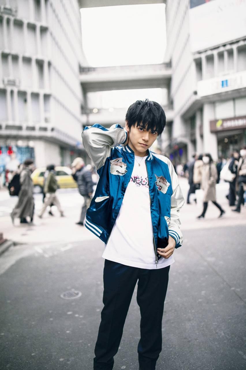 声優・内田雄馬 × ファッションブランド「VANQUISH」! コラボスカジャン発売決定♪