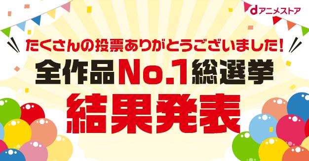 """第1位は『鬼滅の刃』! """"一番好きなアニメ""""上位作品が発表 『SAO』『夏目友人帳』は何位?"""