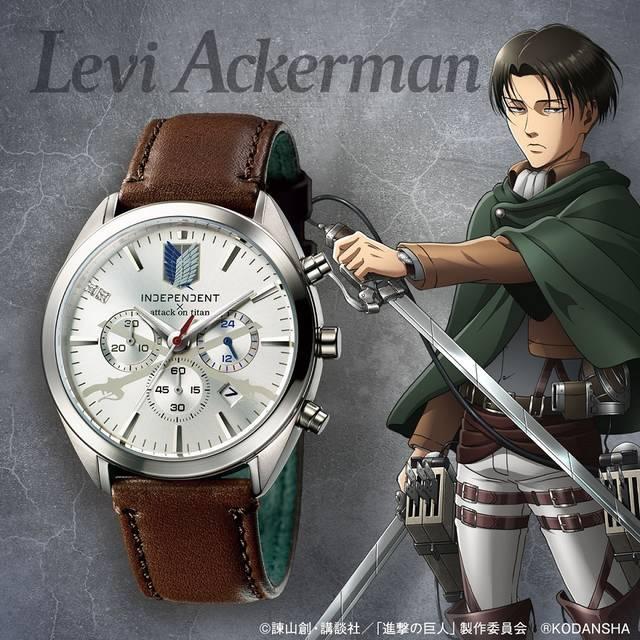 『進撃の巨人』グッズ、どれ買う?おすすめ6選  高級時計やアニメ原画のTシャツも♪