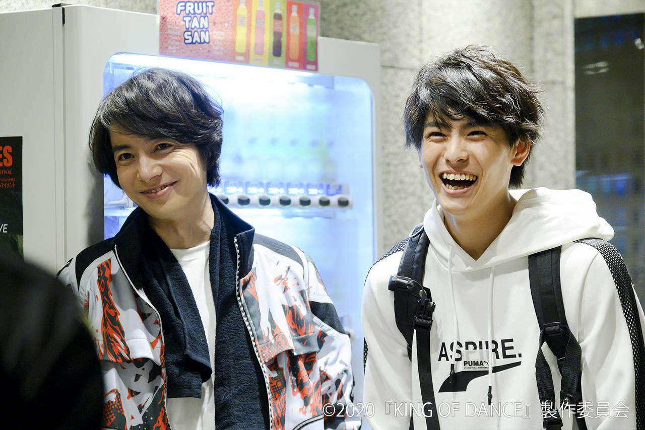 高野洸、和田雅成ら出演ドラマ『KING OF DANCE』第1話あらすじ&場面写真到着!