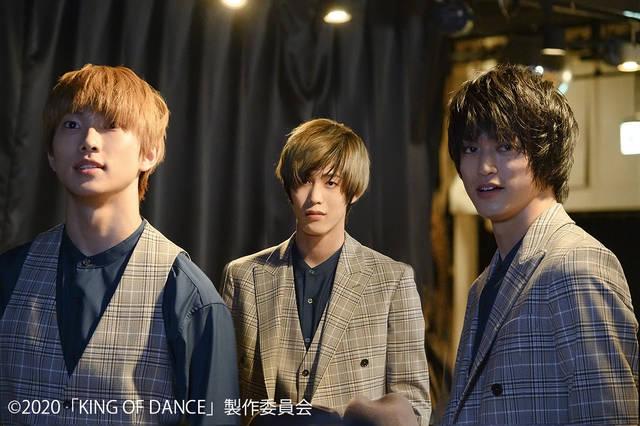 高野洸、蒼木陣ら出演ドラマ『KING OF DANCE』第3話あらすじ&場面写真到着!DJ KOOの出演も発表♪