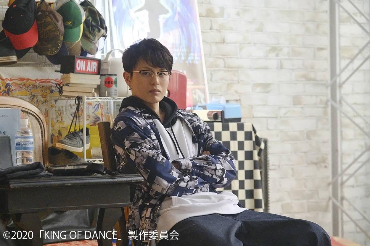 高野洸、荒木宏文ら出演ドラマ『KING OF DANCE』第4話あらすじ&場面写真到着!