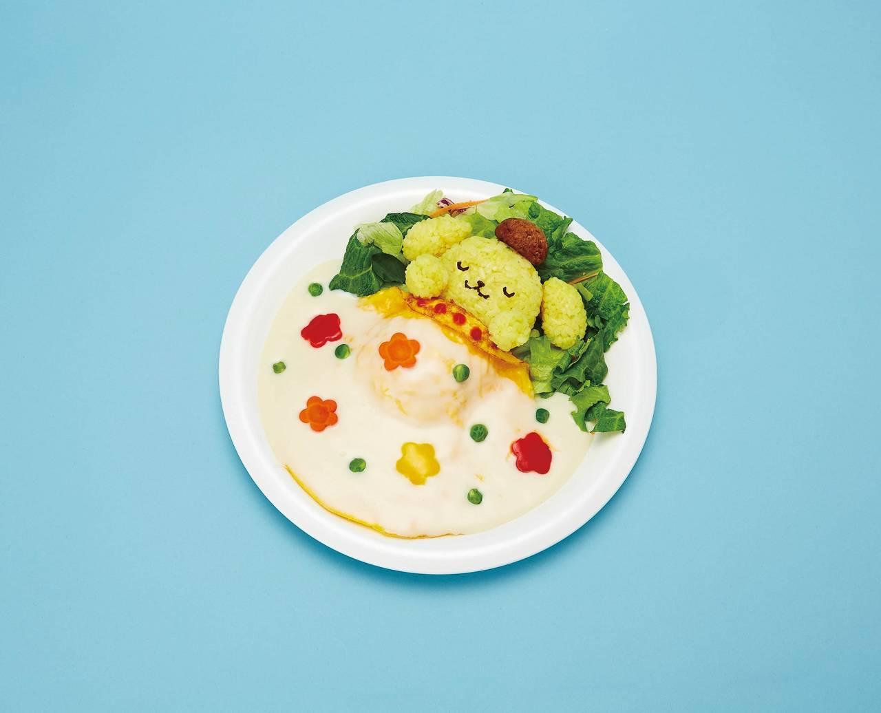 『サンリオ』キャラフードのレシピが期間限定公開! キティやシナモン、ポムポムプリンの可愛い食卓♪