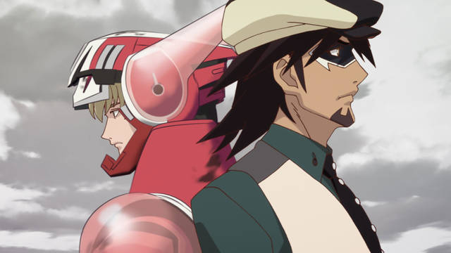 『TIGER&BUNNY』ニコニコ初の無料一挙放送決定!新シリーズ放送前に名作を予習しよう!