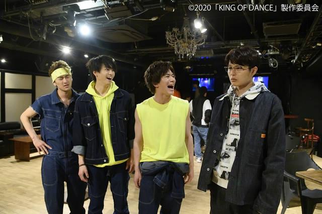 高野洸、荒木宏文ら出演ドラマ『KING OF DANCE』第6話あらすじ&場面写真到着!